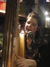 Monica Schley at SoulFood CoffeeHouse